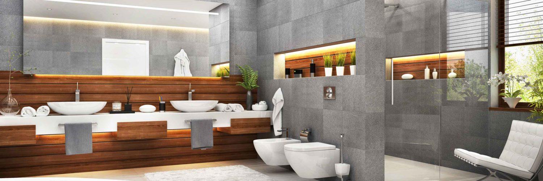 Salle de bain secret de bain